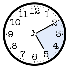 Late Afternoon Clock